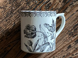 Tulipes Noiresチューリップノワール・マグカップ