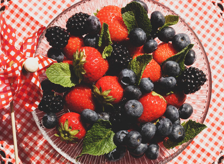 Berries: Nutritional facts and benefits