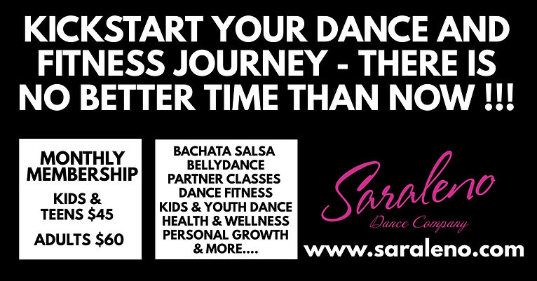 Dance  Fitness Journey - Made with Poste