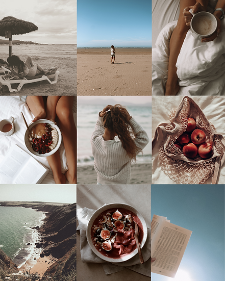 MOOD BOARD PRESET COLLECTION