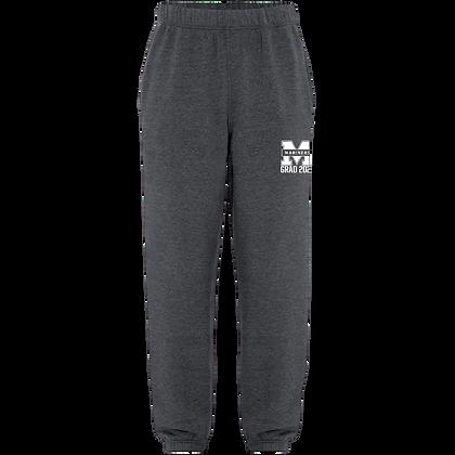 Fleece Pants with Grad Logo