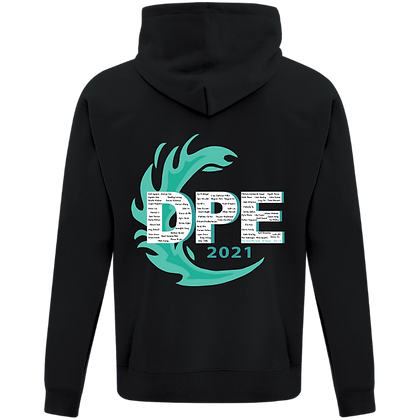 GRADE 7 HOODIE with signature logo