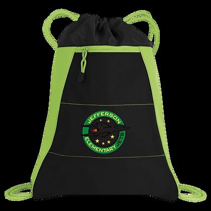 Jets Cinch Bag