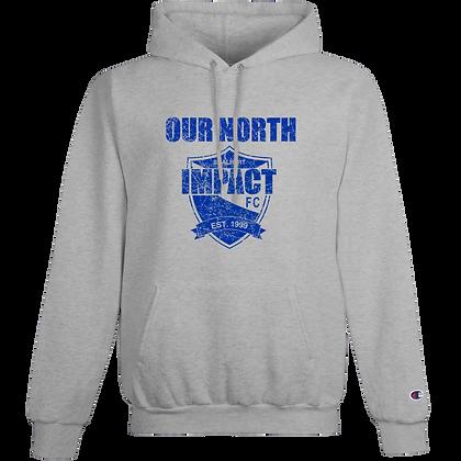 OUR NORTH Powerblend Fleece Hoodie