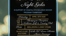 Blue & White Night Gala