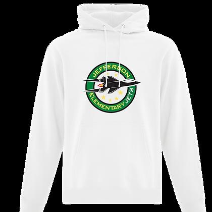 FLEECE HOODIE with  spirit logo