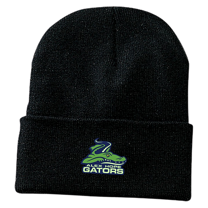 KNIT TOQUE with  spirit logo