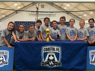 COASTAL FC PRO D DAY CAMPS