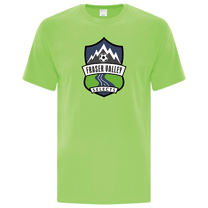 FRASER VALLEY SELECTS  Short Sleeve Tee