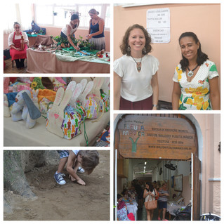 Bazar de Páscoa