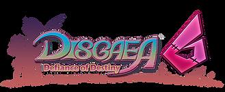 Disgaea 6 logo.webp