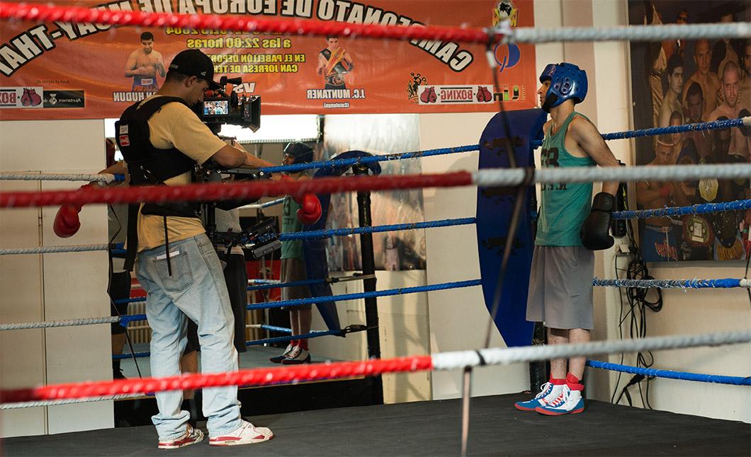 Boxring _ Sibel & Max