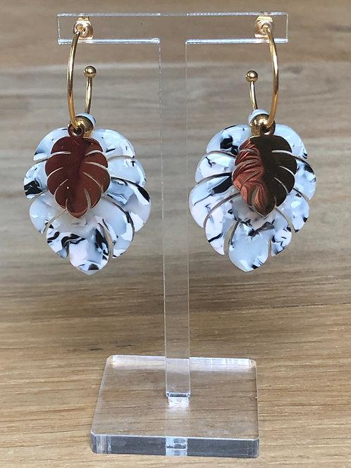 Boucles d'oreilles SOFIA