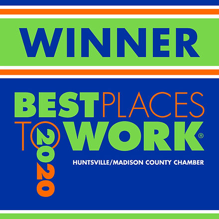 2020 Best Places to Work Winner