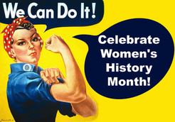 Challenging Social Norms An Appreciation of Women's History Month
