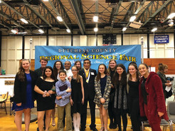 Pawling Science Students Earn Honors at Dutchess County Science Fair