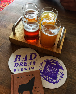 Ales from the Dark Side: Bad Dream Brewing