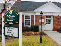 Reflexology at the Pawling Library