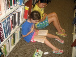 Summer Time is Kids Time at the Pawling Library