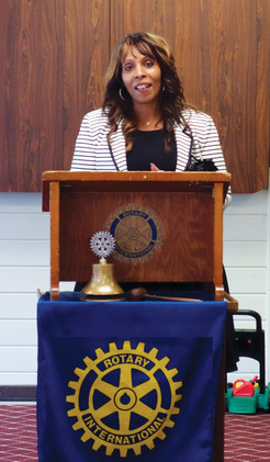 Pawling Rotary Welcomes Speakers