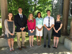 Akin Hall Association Awards $50,000 to 2017 PHS Scholars