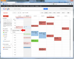 An Online Calendar Beats the Fridge Door