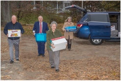 The Busiest Season of Giving Begins at the Pawling Resource Center