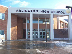 Arlington High School Students and Staff Safe After Lockdown