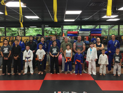 Pawling MMA Fighters Thrive