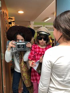 Third Graders at Dutchess Day School Recreate Ellis Island