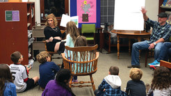 Library Welcomes Local Author and Illustrator