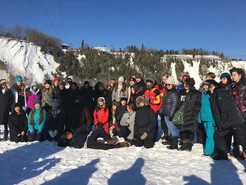 PHS French Students Experience Winter Carnival in Quebec City