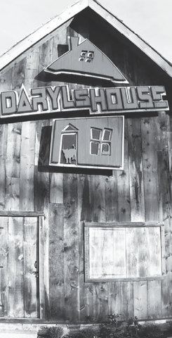 Daryl's House At Odds with Town of Pawling
