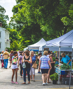 The Dover Farmers' Market Is Growing