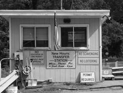 Transfer Station Examines Usage, Improvements
