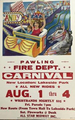 PFD Carnival Returns August 1