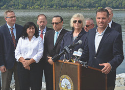 Molinaro and Area Leaders Call for Comprehensive Cleanup of Hudson River