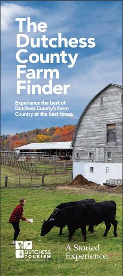 Dutchess Tourism Releases New Farm Finder Brochure
