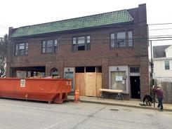 New Construction on East Main Street