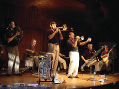 Pawling Concert Series Presents The Galvanized Jazz Band