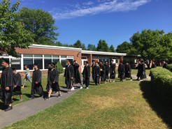 Graduates Pay Final Visit to Pawling Elementary
