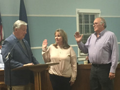Town Board Organizes for 2020