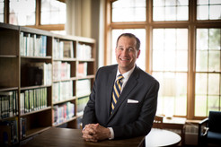Erik Olstein Elected Fourth Board President of Trinity-Pawling School