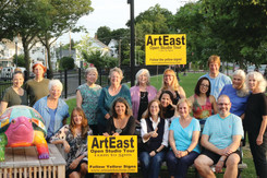 ArtEast Open Studio Tour to Receive  2017 Dutchess County Executive's Award for Art in Public Places