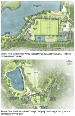 Lakeside Park to Get a Masterful Makeover