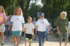 PAWLING RESOURCE CENTER - Walk So They May Ride