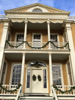 Boscobel Enchants This Winter