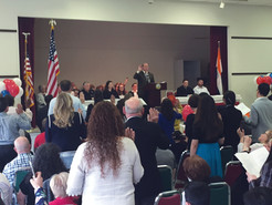 Pawling Hosts Dutchess County Naturalization Ceremony