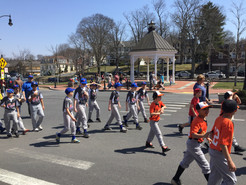 PAWLING LITTLE LEAGUE OPENING DAY PARADE