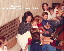 Remembering Betty Gallagher